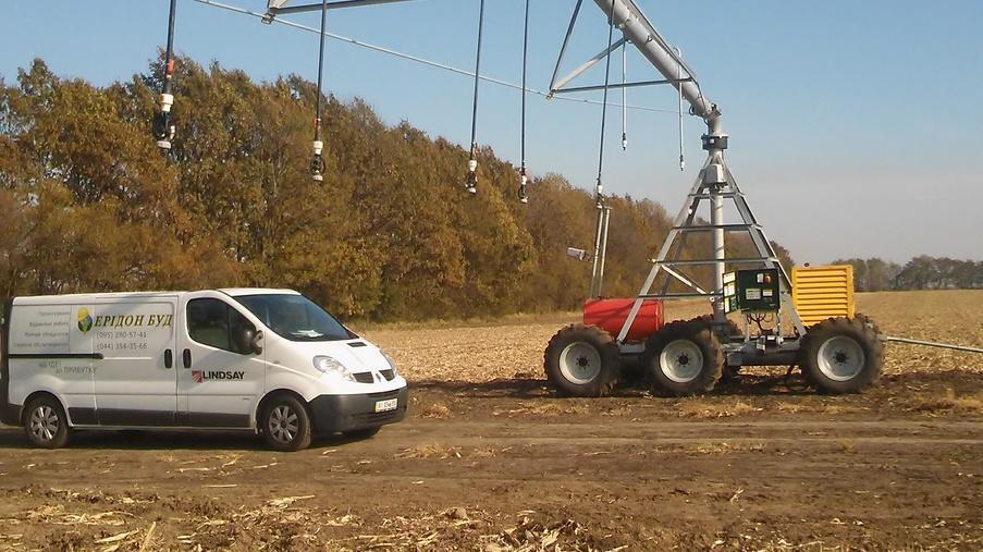 Строительство трубопровода и монтаж оборудования. с. Гаивка  - Eridon Bud - Изображение - 5