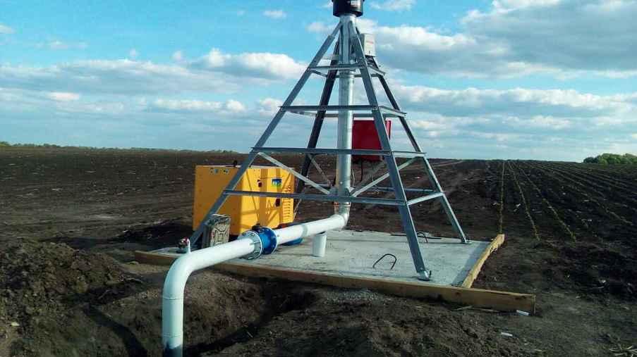 Будівництво трубопроводу і монтаж обладнання для ТОВ «Агрофірма «Інтерагросервіс»  - Eridon Bud - Image - 2