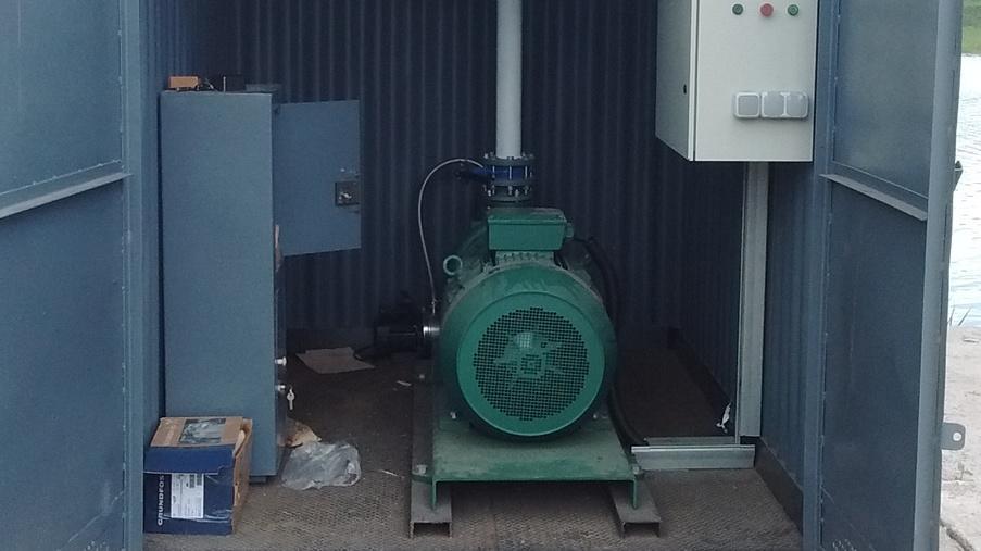 Будівництво трубопроводу і монтаж обладнання для ТОВ «Агрофірма «Інтерагросервіс»  - Eridon Bud - Image - 4