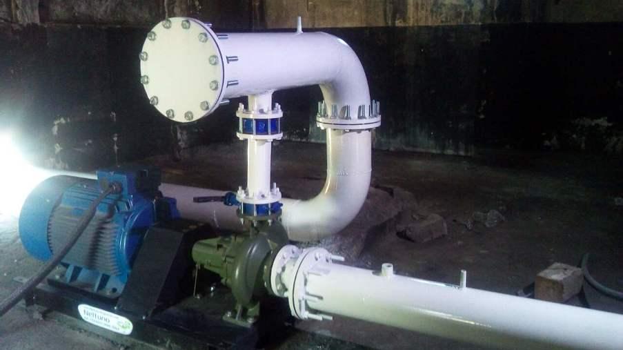 Строительство трубопровода и монтаж оборудования для СООО «СТЕБНЕ» - Eridon Bud - Изображение - 3