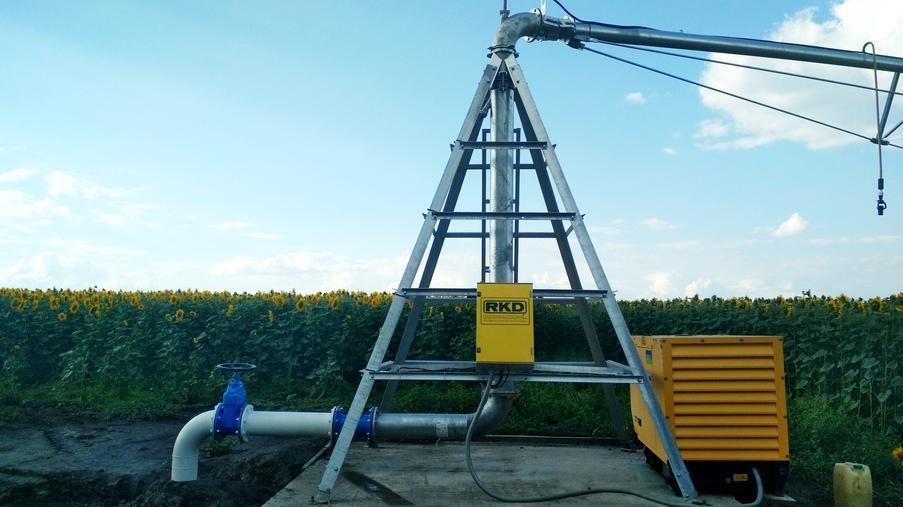 Строительство трубопровода и монтаж оборудования для ПАФ «Ерчики» - Eridon Bud - Изображение - 6
