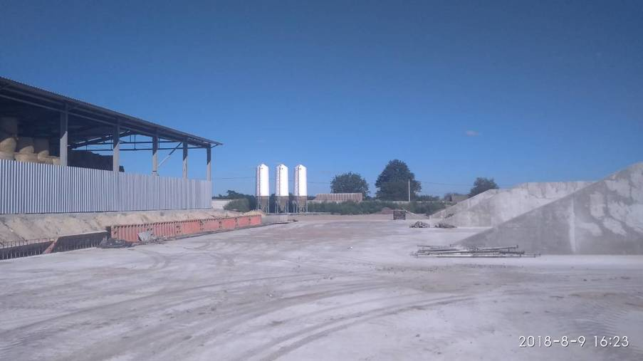 Reconstruction of a dairy farm in Pereyaslav-Khmelnytskyi district - Eridon Bud - Image - 7